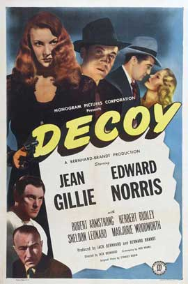 Decoy - 11 x 17 Movie Poster - Style A