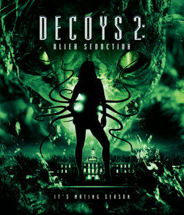 Decoys 2: Alien Seduction, Decoys 2: Alien SeductionDecoys 2: Alien Seduction - 11 x 17 Movie Poster - Style A