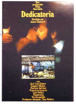 Dedicated to... - 11 x 17 Movie Poster - Spanish Style A