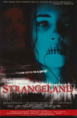 StrangeLand - 11 x 17 Movie Poster - Style A