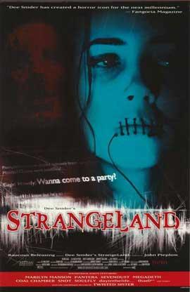 StrangeLand - 27 x 40 Movie Poster - Style A