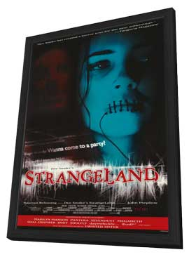StrangeLand - 11 x 17 Movie Poster - Style A - in Deluxe Wood Frame