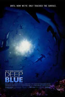 Deep Blue - 27 x 40 Movie Poster - Style A