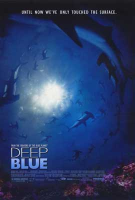Deep Blue - 11 x 17 Movie Poster - Style A