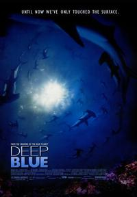 Deep Blue - 43 x 62 Movie Poster - Bus Shelter Style A