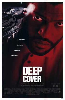 Deep Cover - 11 x 17 Movie Poster - Style A