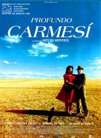 Deep Crimson - 11 x 17 Movie Poster - Spanish Style A