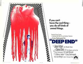 Deep End - 11 x 14 Movie Poster - Style A