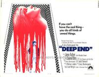 Deep End - 22 x 28 Movie Poster - Half Sheet Style A
