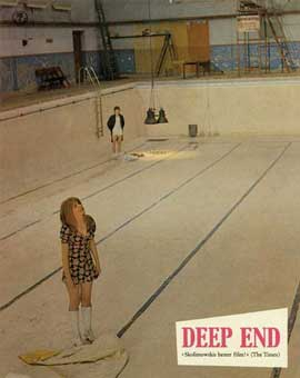 Deep End - 11 x 14 Movie Poster - Style B