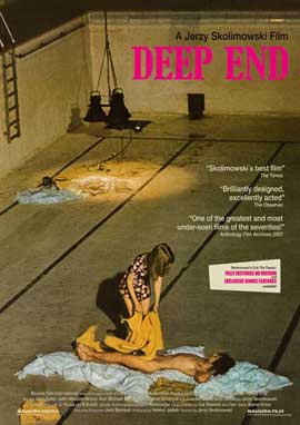 Deep End - 11 x 17 Movie Poster - UK Style A