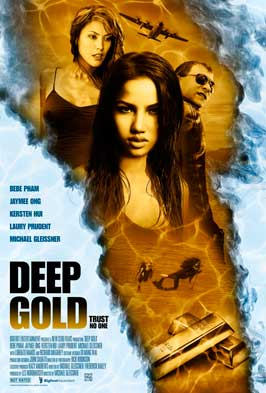 Deep Gold - 11 x 17 Movie Poster - Style A