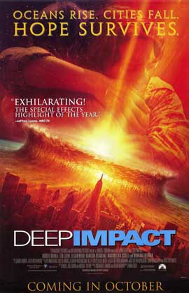 Deep Impact - 11 x 17 Movie Poster - Style A