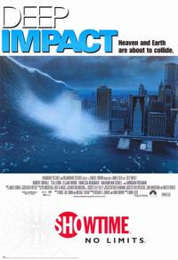 Deep Impact - 11 x 17 Movie Poster - Style C