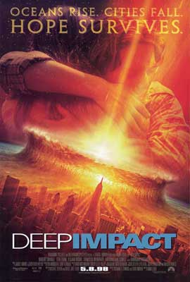Deep Impact - 27 x 40 Movie Poster - Style C
