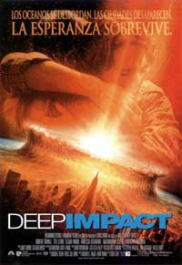 Deep Impact - 11 x 17 Movie Poster - Spanish Style A