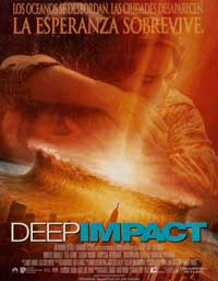 Deep Impact - 43 x 62 Movie Poster - Spanish Style A
