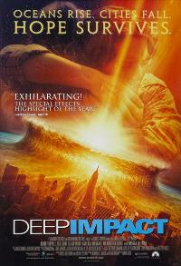 Deep Impact - 11 x 17 Movie Poster - Style D