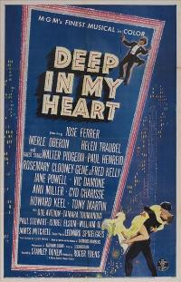 Deep In My Heart - 11 x 17 Movie Poster - Style A