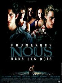 Deep in the Woods - 11 x 17 Movie Poster - French Style A