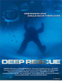 Deep Rescue - 11 x 17 Movie Poster - Style A