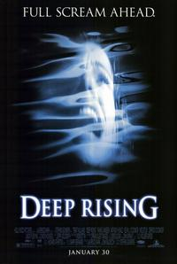 Deep Rising - 11 x 17 Movie Poster - Style A