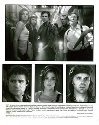 Deep Rising - 8 x 10 B&W Photo #4