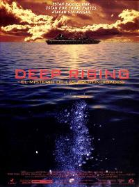 Deep Rising - 27 x 40 Movie Poster - Spanish Style A