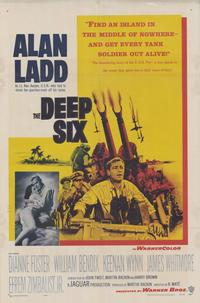 Deep Six - 27 x 40 Movie Poster - Style A