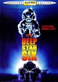 DeepStar Six - 11 x 17 Movie Poster - French Style A