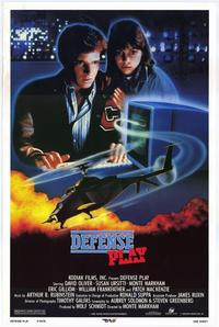 Defense Play - 11 x 17 Movie Poster - Style A