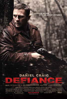 Defiance - 11 x 17 Movie Poster - Style C
