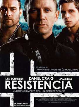 Defiance - 27 x 40 Movie Poster - Spanish Style A