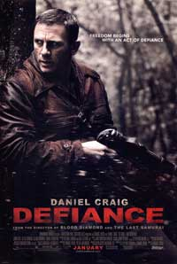 Defiance - 43 x 62 Movie Poster - Bus Shelter Style B