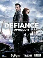 Defiance (TV) - 11 x 17 TV Poster - Style A
