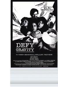 Defy Gravity - 11 x 17 Movie Poster - Style A