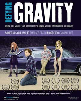 Defying Gravity - 11 x 17 Movie Poster - Style A