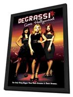Degrassi Goes Hollywood - 11 x 17 Movie Poster - Style A - in Deluxe Wood Frame