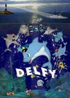 Delfy y sus amigos - 11 x 17 Movie Poster - Style B