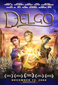 Delgo - 27 x 40 Movie Poster - Style B