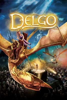 Delgo - 27 x 40 Movie Poster - Style C
