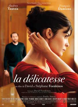 Delicacy - 43 x 62 Movie Poster - French Style A