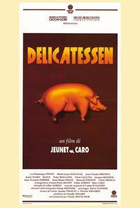 Delicatessen - 27 x 40 Movie Poster - Style A