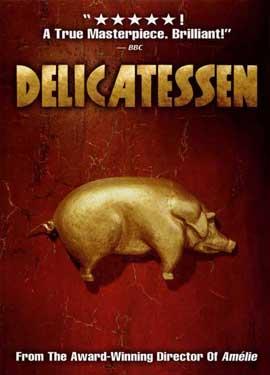 Delicatessen - 27 x 40 Movie Poster - Style B