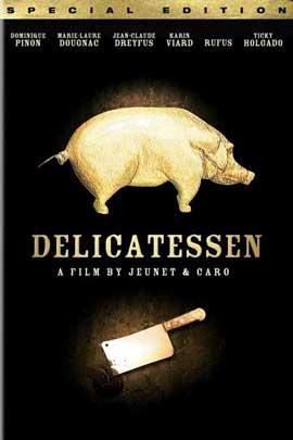Delicatessen - 11 x 17 Movie Poster - Style B
