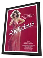 Delicious - 11 x 17 Movie Poster - Style A - in Deluxe Wood Frame