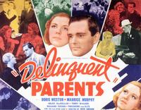 Delinquent Parents - 11 x 14 Movie Poster - Style A
