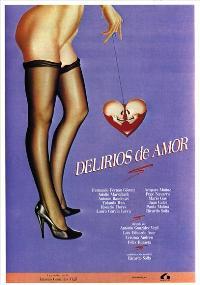 Delirios de amor - 43 x 62 Movie Poster - Spanish Style A