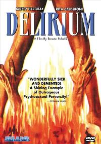 Delirium - 11 x 17 Movie Poster - Style A