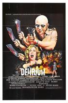 Delirium - 11 x 17 Movie Poster - Style B